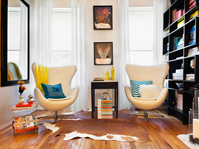 10 Decorating Tricks for Your Small Living Room