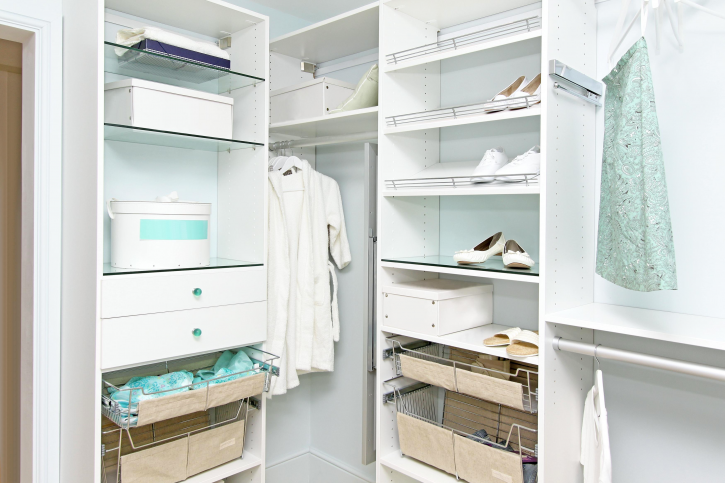 ClosetSolution knows how to turn Your Spare Room To A Closet one