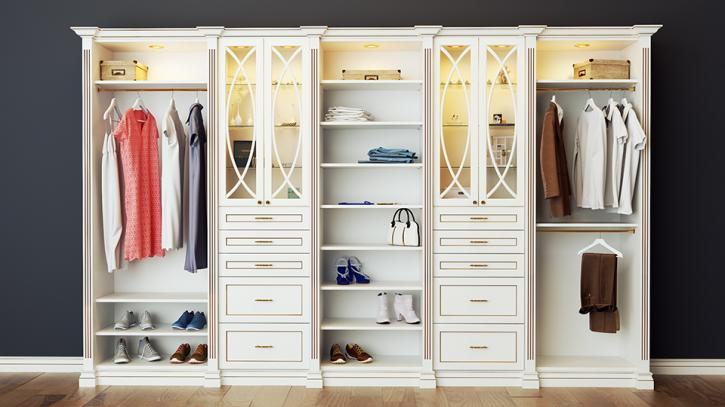 Design Tips and Ideas for Your Custom Dream Closet