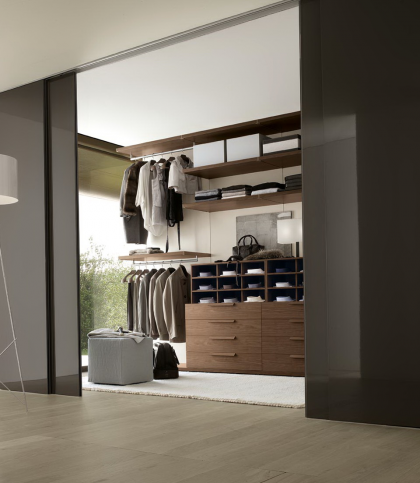 Ideas for organizing your bedroom closet