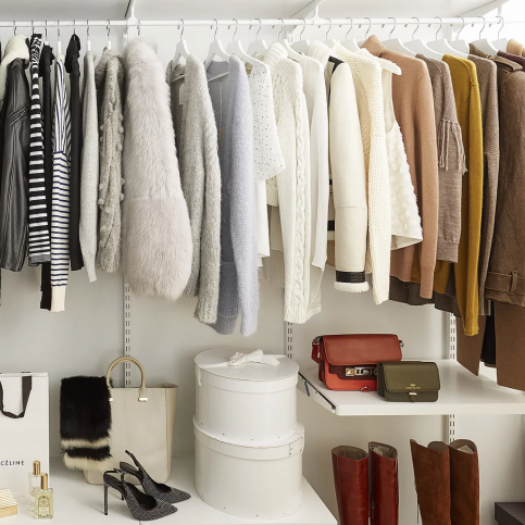 Rules for Cleaning Out Your Closet
