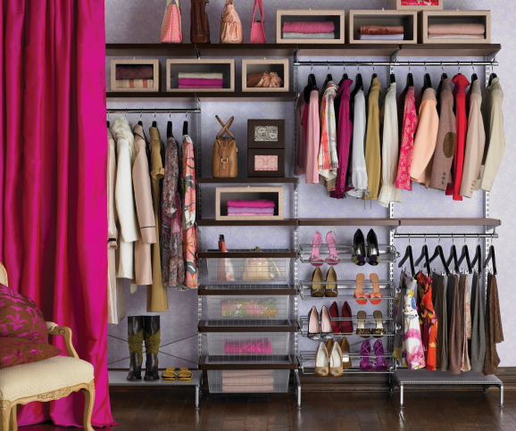 The Easy Way to Keep Your Closet under Control