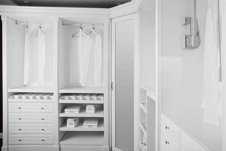 The Importance of an Organized Closet