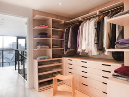 15 Ways to Maximize Storage in Your Walk-In Closet