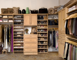 Best Closet Design Ideas which Help You Organize Your Shoes