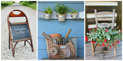 Creative Upcycled Furniture Ideas to Give New Life to Old Furniture