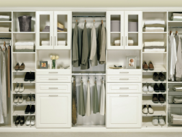 Drawers and Shelves – Two Must-Haves of a Well-Organized Closet