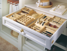 Ideas for Your Closet Jewelry Organizer
