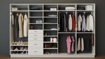 What to look for when designing your next walk-in closet