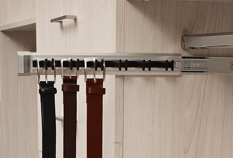 Pull-out Belt Rack