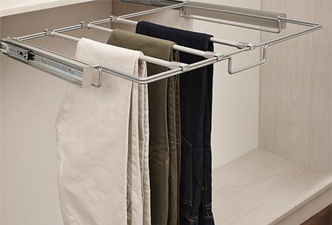 Pull-out Pant & Skirt Rack