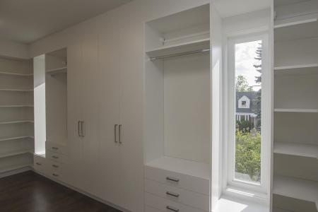 "Project ""Bevdale"" Master Closet"
